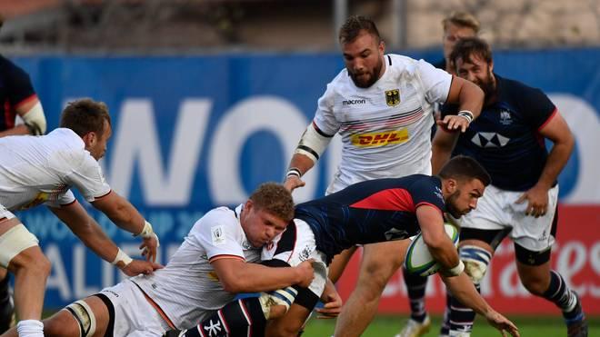 Deutschland träumt weiter von der Rugby-WM
