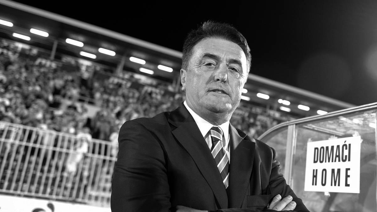 Atléticos früherer Meistertrainer Radomir Antic ist im Alter von 71 Jahren gestorben