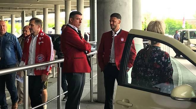 Roy Makaay, Martin Demichelis, FC Bayern
