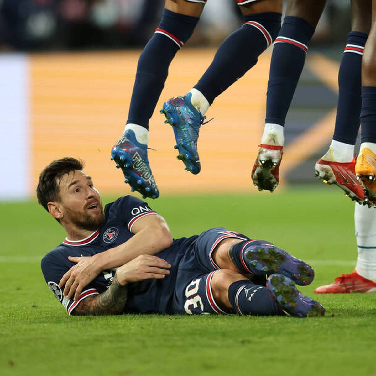 Debüt-Tor für PSG! Aber alle reden über diese Messi-Szene