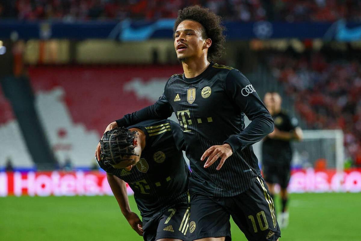 Leroy Sané avanciert beim Gastspiel des FC Bayern bei Benfica Lissabon zum Matchwinner. Der deutsche Nationalspieler zeigt mit seiner aufsteigenden Formkurve, dass er einen Trumpf darstellen kann, den die Münchner zuletzt nicht hatten.