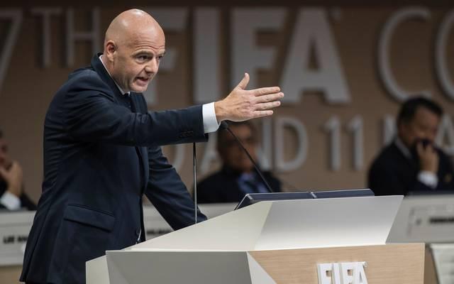 FBL-FIFA-SPORTS-CONGRESS-BAHRAIN