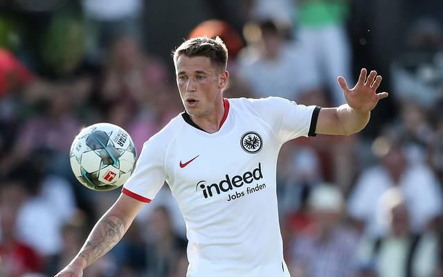 Erik Durm wechselte von Huddersfield Town zu Eintracht Frankfurt