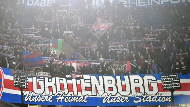 KFC Uerdingen 05 v SC Preussen Muenster - 3. Liga
