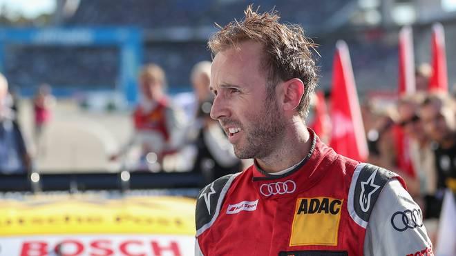 Rene Rast siegte am Hockenheimring