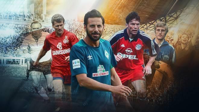 Claudio Pizarro ist schon jetzt einer der älteste Profis der Bundesliga-Geschichte