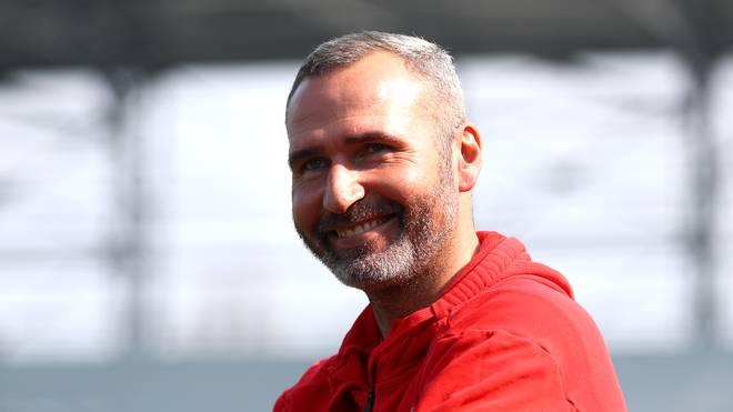 Tim Walter ist seit Sommer 2018 Trainer von Holstein Kiel