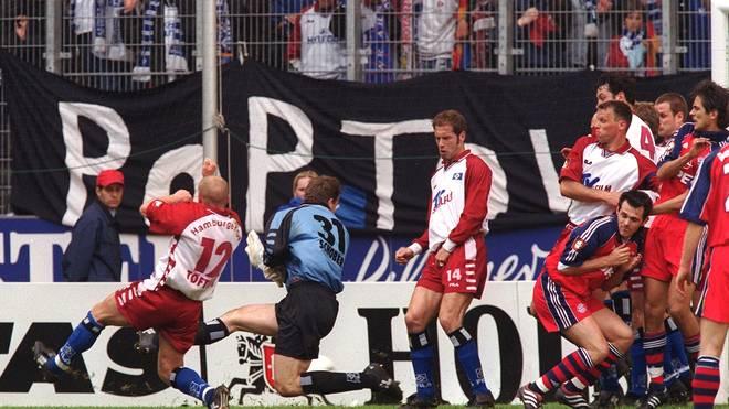 2001, FC BAYERN (1 Punkt) engste Meisterschaft-Entscheidungen Bundesliga