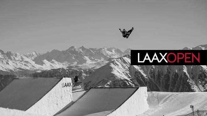 LAAX Open Januar 2018