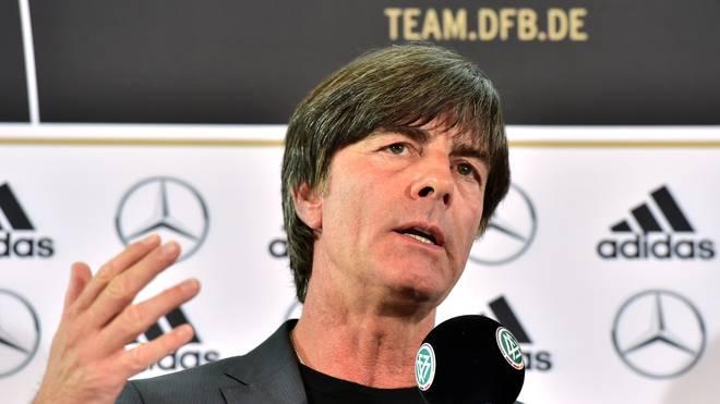 Joachim Löw kämpft mit der Nationalmannschaft gegen den Abstieg in der Nations League