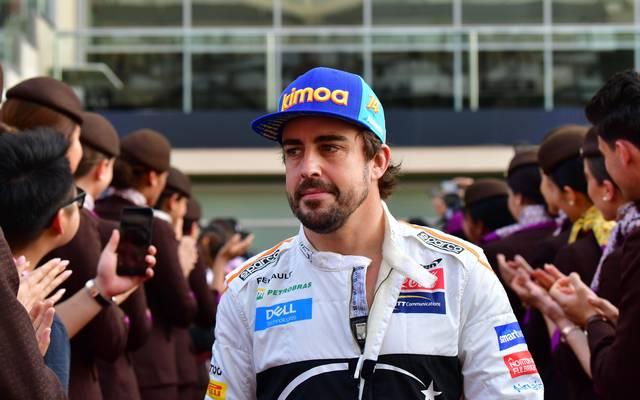 Fernando Alonso hat seine Karriere in der Formel 1 beendet