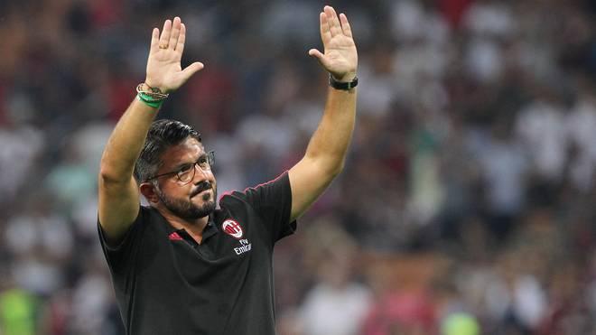 Gennaro Gattuso war bislang Jugendtrainer bei Milan