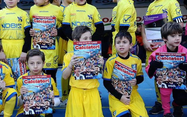 Chievo Verona v Frosinone Calcio - Serie A