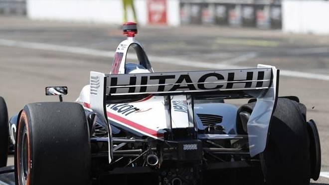 Für Penske lief es beim IndyCar-Saisonauftakt 2018 gar nicht rund