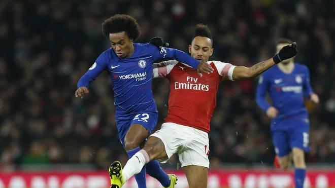 Der FC Chelsea und der FC Arsenal treffen im Finale der Europa League aufeinander