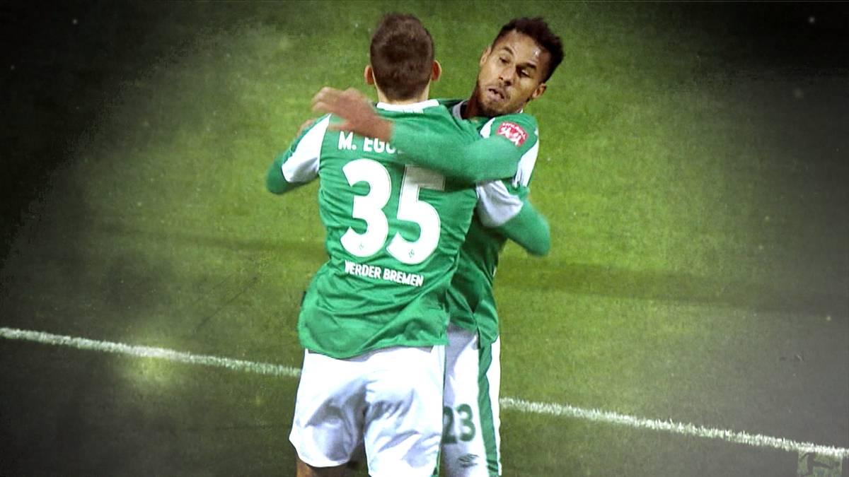 Das erste Samstagsspiel der 2- Liga startet mit dem Nordkracher Werder Bremen gegen Hannover 96.  Ab 19:30 Uhr gibt es die Vorberichte und das Spiel LIVE auf SPORT1 zu sehen.