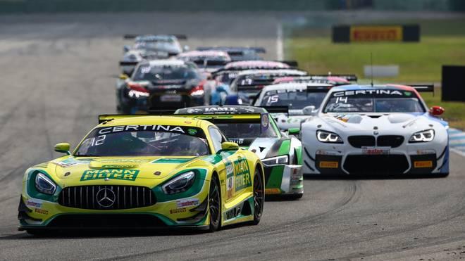 Die ADAC GT Masters startet Mitte April in die Saison