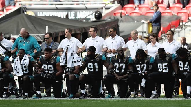 Baltimore Ravens vJacksonville Jaguars