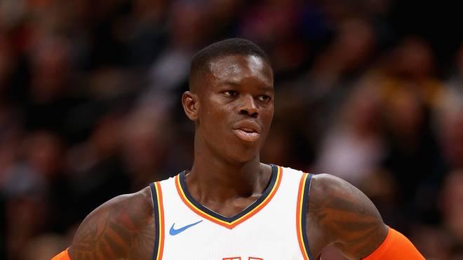 NBA: Oklahoma City Thunder und Dennis Schröder schlagen Pacers