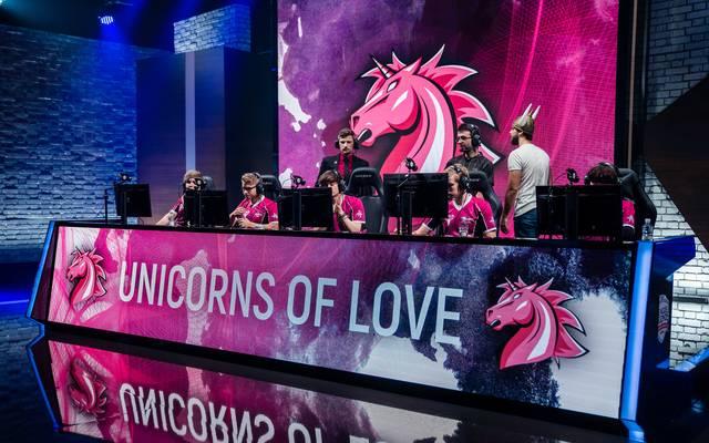 Unicorns of Love werden zukünftig in der LCL mitmischen
