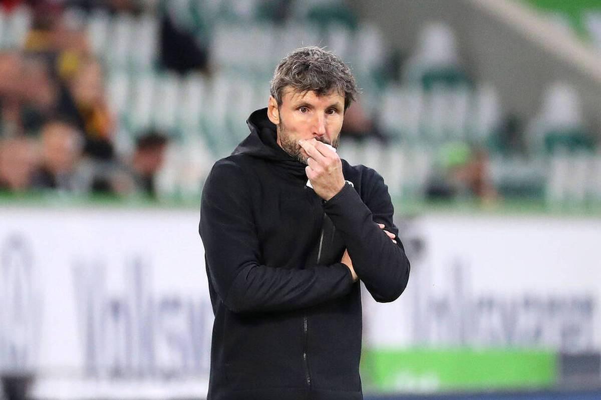 Mark van Bommel wurde in Wolfsburg entlassen