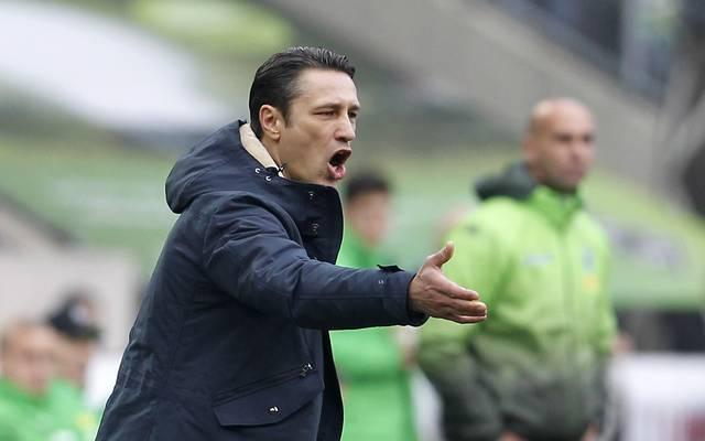 Niko Kovac will mit der Eintracht bei den Bayern für eine Überraschung sorgen