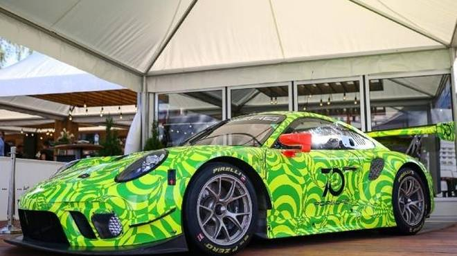 Der neue Manthey-Porsche gibt beim 6-Stunden-Rennen sein VLN-Debüt