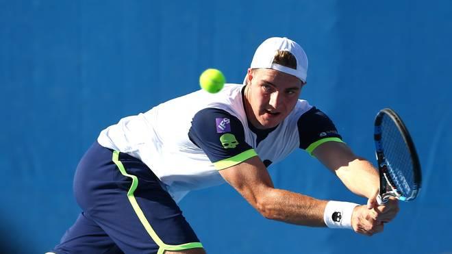 Jan-Lennard Struff bezwang beim ATP-Turnier in Marseille Nicolas Mahut