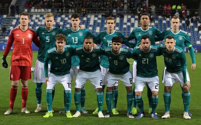 Uefa U21 Em 2019 In Italien Stefan Kuntz Benennt Deutschen