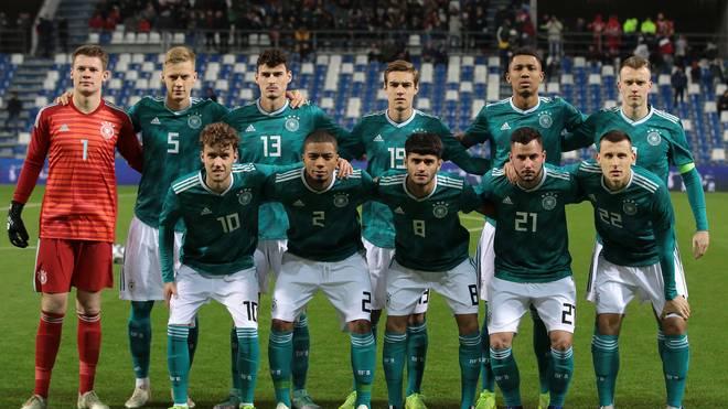 Die deutsche U21 ist bei der EM vom 16. bis 30. Juni als Titelverteidiger dabei