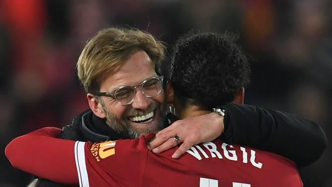 Jürgen Klopp setzte sich in der 3. Runde mit dem FC Liverpool gegen Lokalrivale FC Everton durch