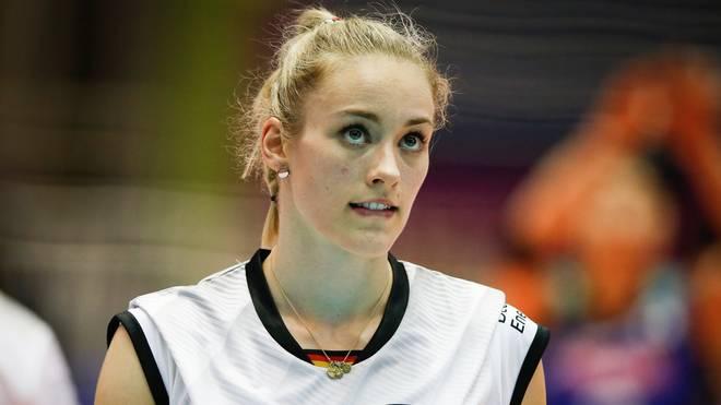 Auch Louisa Lippmann konnte die erneute Niederlage nicht abwenden