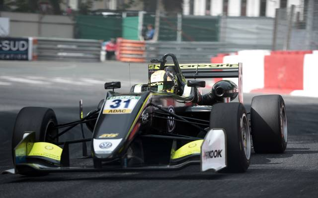 Lando Norris sicherte sich 2017 den Titel in der Europäischen Formel 3