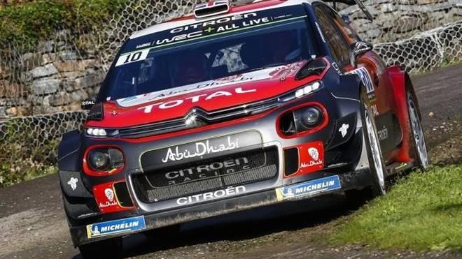 Wird die WRC bald mit Hybrid-Antrieben durch die Natur heizen?