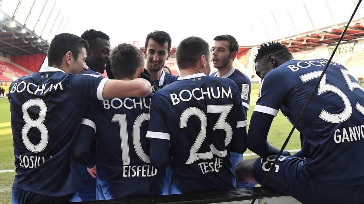 Der VfL Bochum hat einen Lauf und könnte an die Tabellenspitze vorstoßen