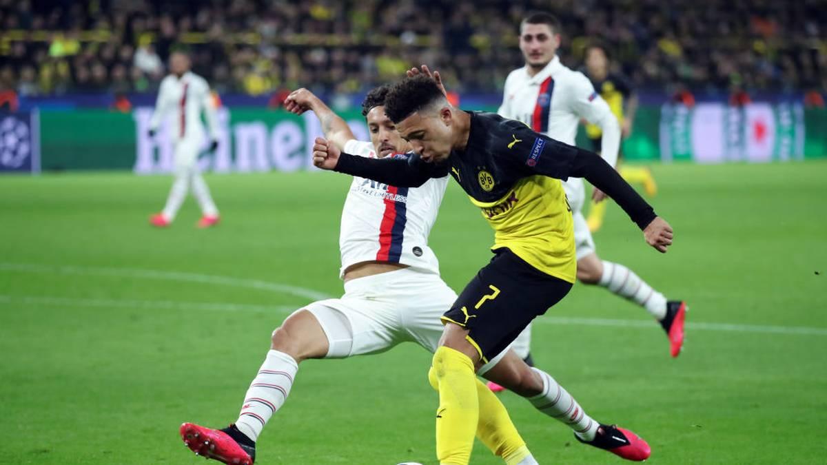 Sport-Tag: BVB will ins Viertelfinale - Rheinderby ohne Fans