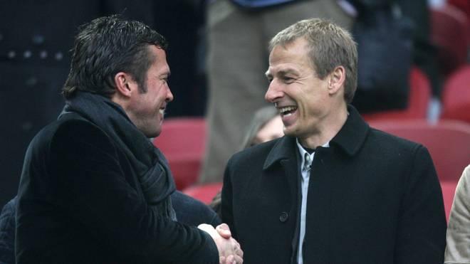 Jürgen Klinsmann und Lothar Matthäus sind Botschafter für EM 2020