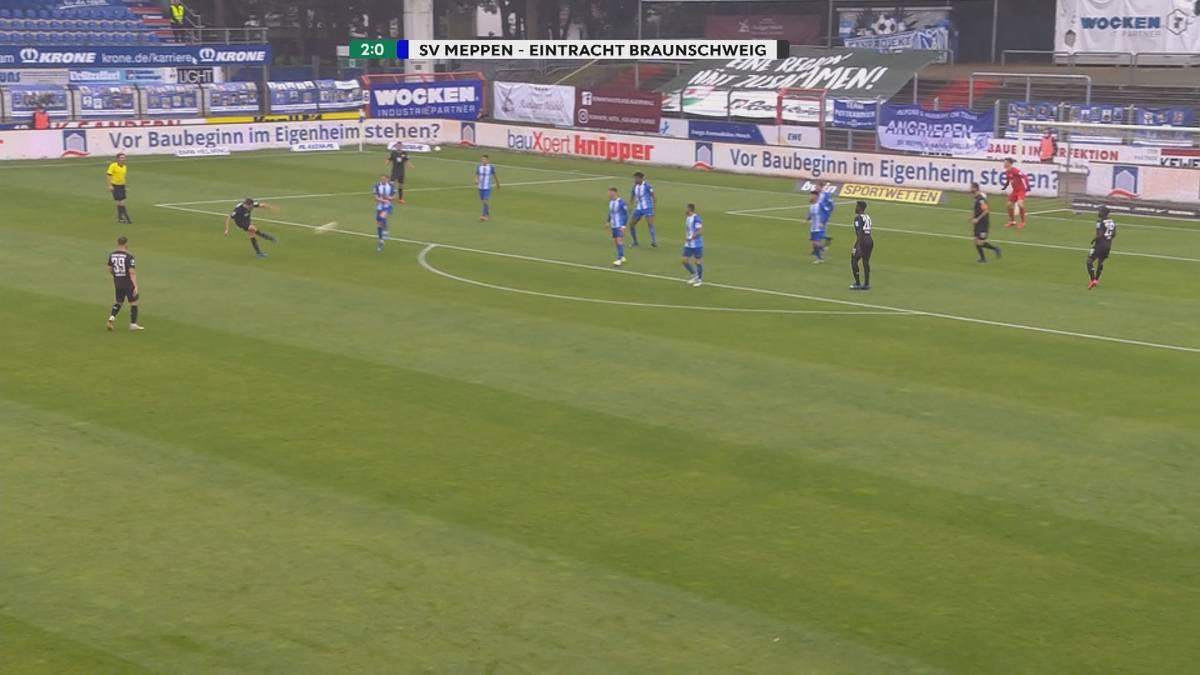 Sieben-Tore-Spektakel: Braunschweig verpasst Meisterschaft
