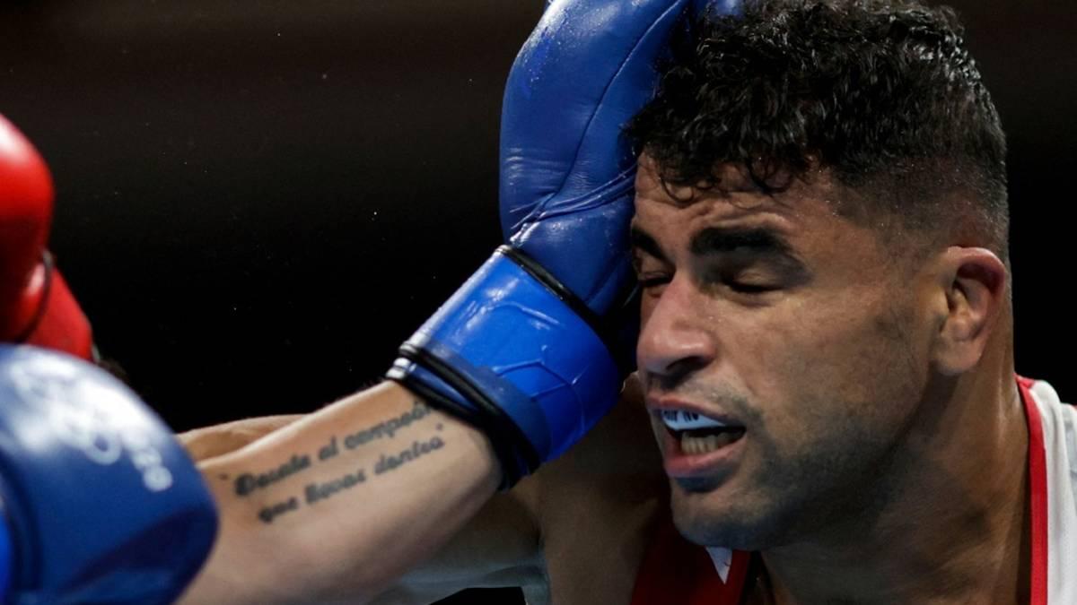 Ammar Riad Abduljabbar verliert das Viertelfinale