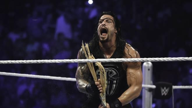 Roman Reigns ist für die WWE-Deutschland-Tour nicht mehr angekündigt