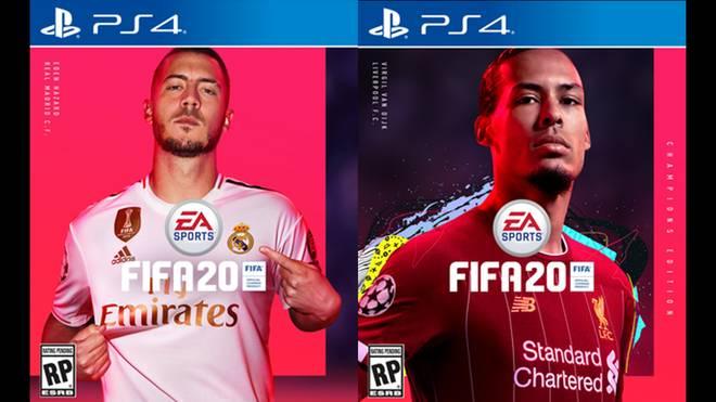 FIFA 20: Die Coverstars Der Standard- und Champions-Edition