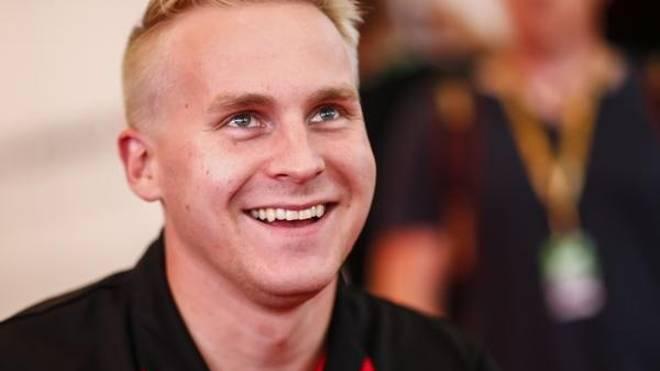 Esapekka Lappi wird 2019 in der WRC für Toyota an den Start gehen
