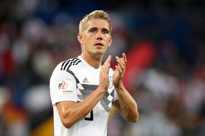 Nils Petersen DFB Mit der deutschen Olympiaauswahl holte Petersen bei den Olympischen Spielen 2016 in Rio de Janeiro die Silbermedaille