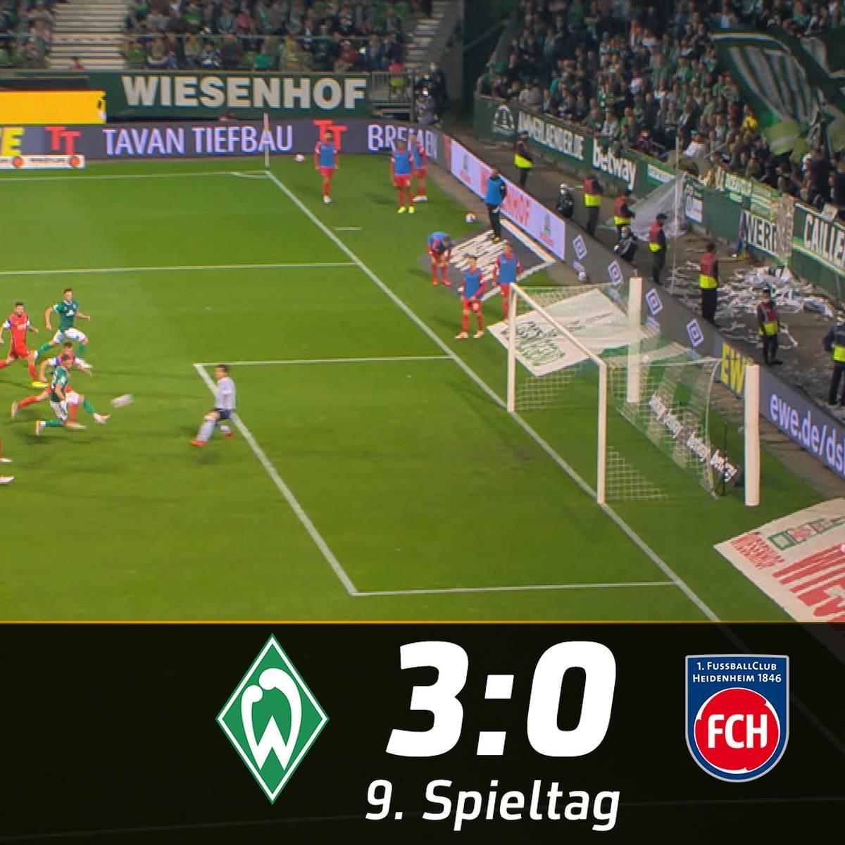 Volley-Tor! Ex-Bayern-Talent glänzt für Werder