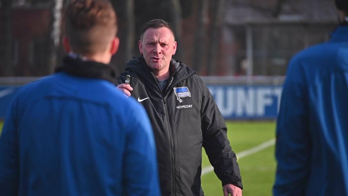 Pal Dardai übernimmt erneut als Cheftrainer die Profimannschaft von Hertha BSC. Bei seinem Antritt gibt sich der Ex-Profi launig.