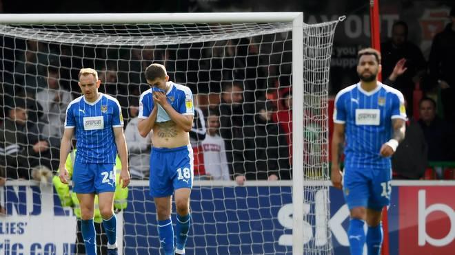 Notts County verabschiedet sich aus dem Profi-Fußball