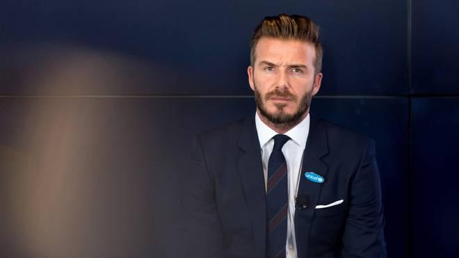 David Beckham hat 2014 angeblich 75 Millionen Euro verdient