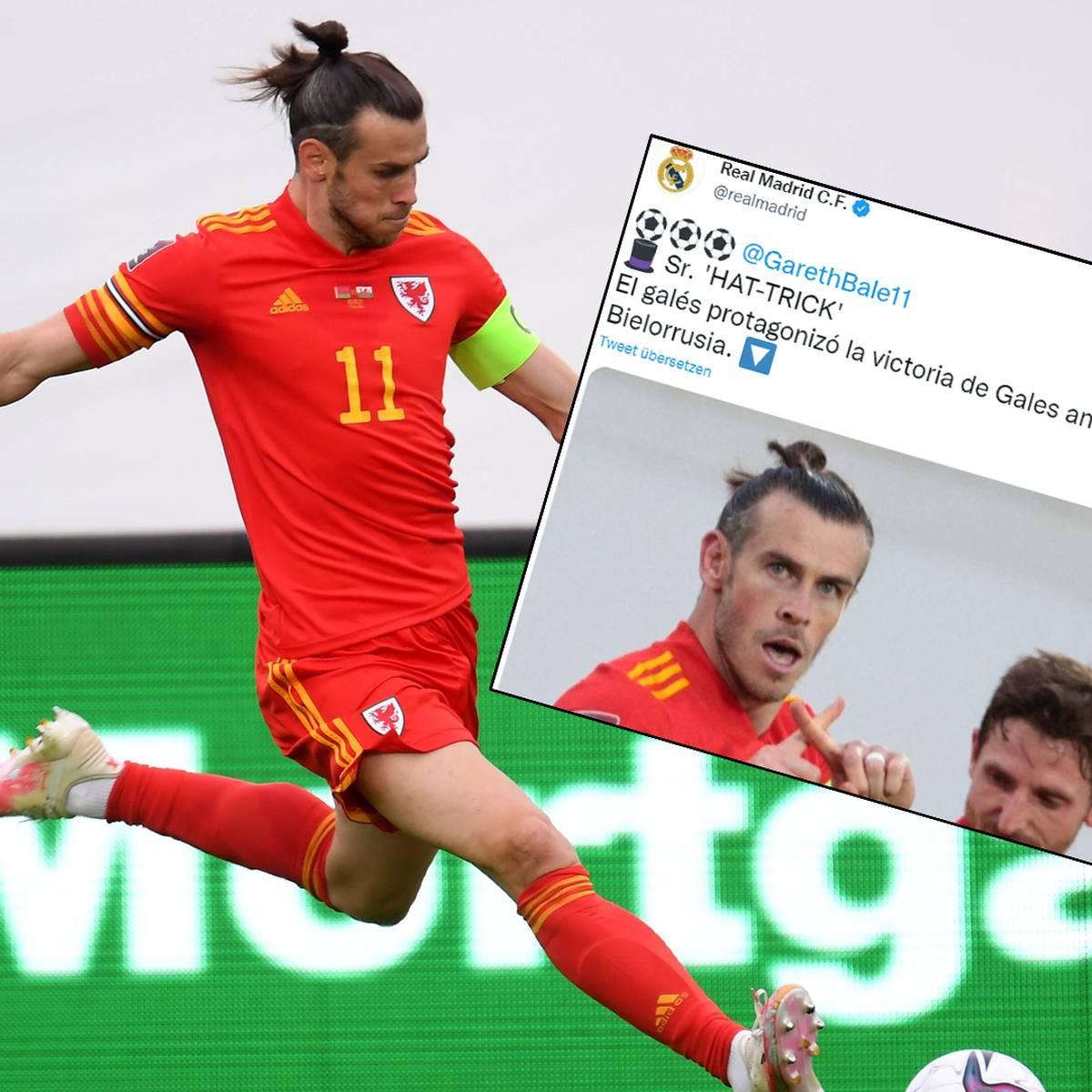 """Wankelmütig"": Bale reagiert auf Real-Post"
