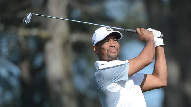 Tiger Woods liegt auf Platz 104 der Weltrangliste