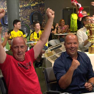 Letztes Duell: Als Bayern Barca zerlegte und der Fantalk eskalierte